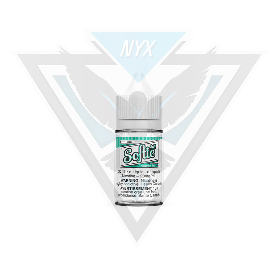 MINT BY SOFTIE SALT - NYX ECIGS