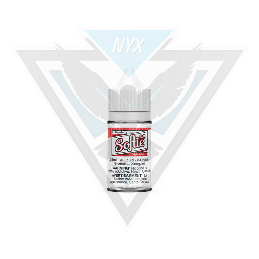 STRAWBERRY BY SOFTIE SALT - NYX ECIGS