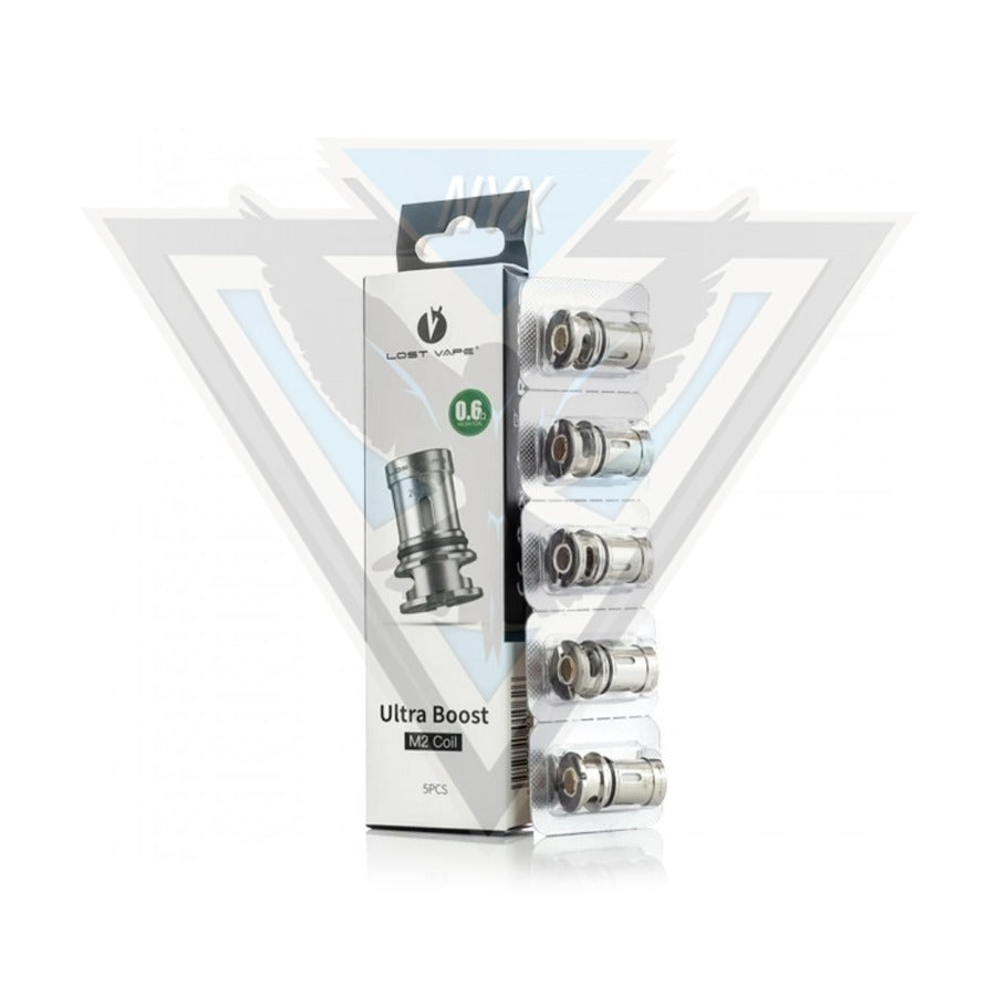LOST VAPE ULTRA BOOST REPLACEMENT COIL (5 PACK) - NYX ECIGS