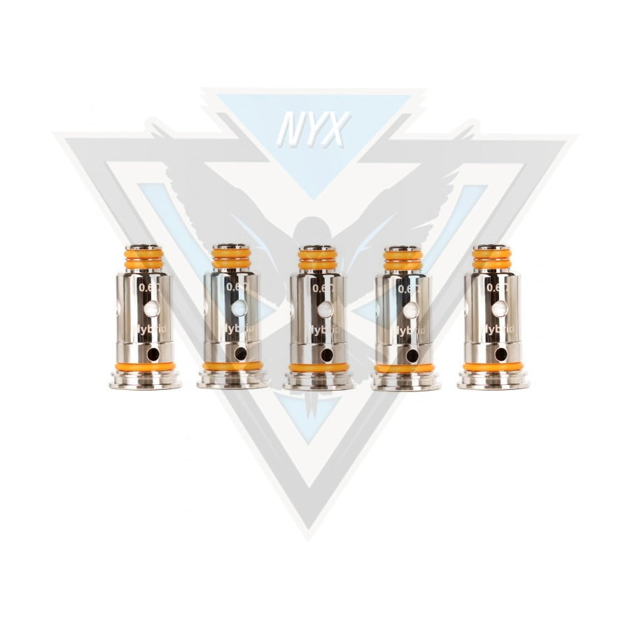 GEEKVAPE AEGIS REPLACEMENT COIL (5 PACK) - NYX ECIGS