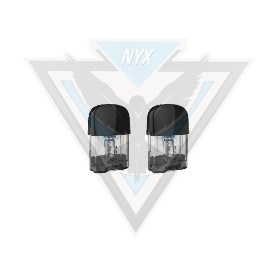 UWELL CALIBURN G REPLACEMENT POD + COIL (2 PACK) - NYX ECIGS-VAPE