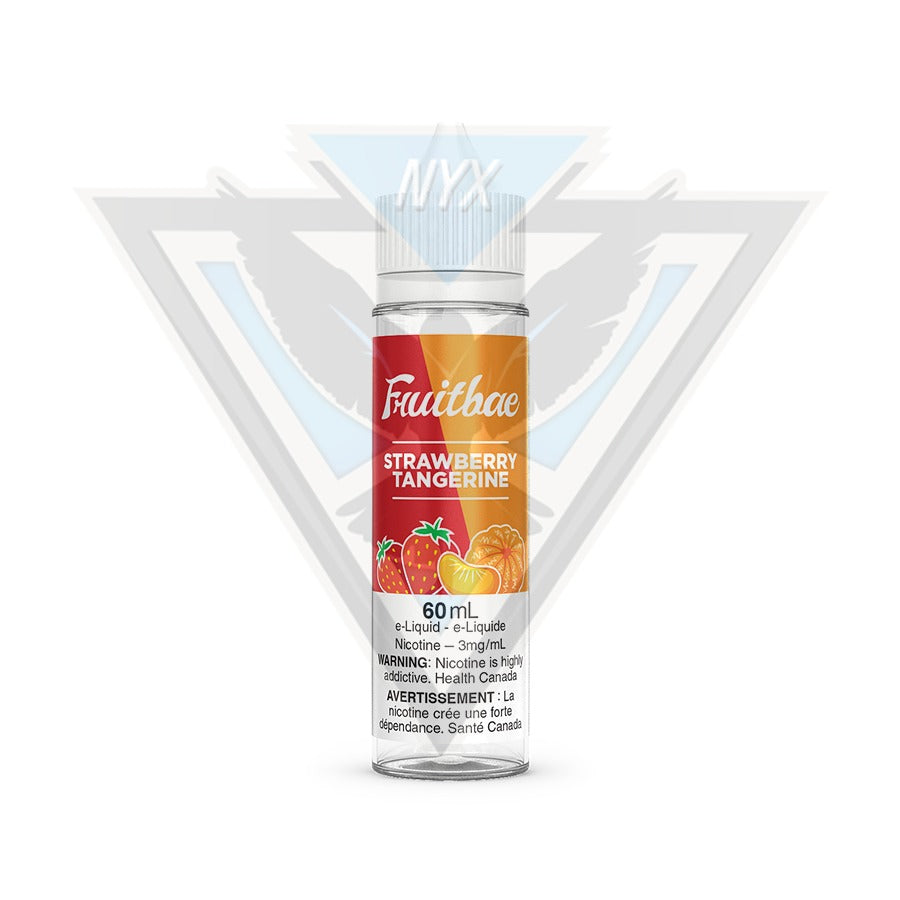 FRUITBAE STRAWBERRY TANGERINE E-LIQUID 60ML - NYX ECIGS-VAPE