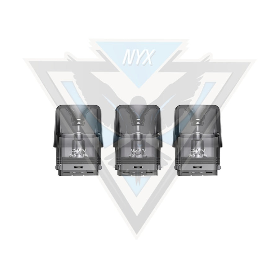 ASPIRE FAVOSTIX REPLACEMENT PODS (3 PACK) - NYX ECIGS-VAPE