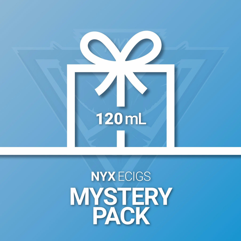 NYX 120ML MYSTERY JUICE PACK - NYX ECIGS