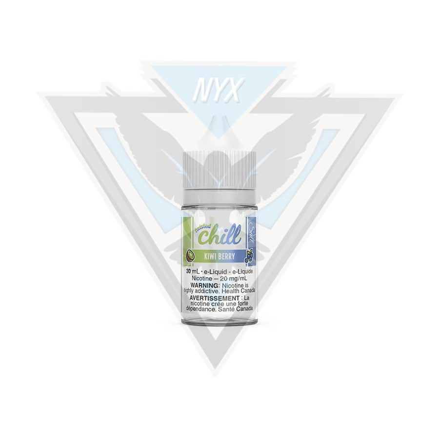 CHILL TWISTED ELIQUID KIWI BERRY SALT 30ML - NYX ECIGS