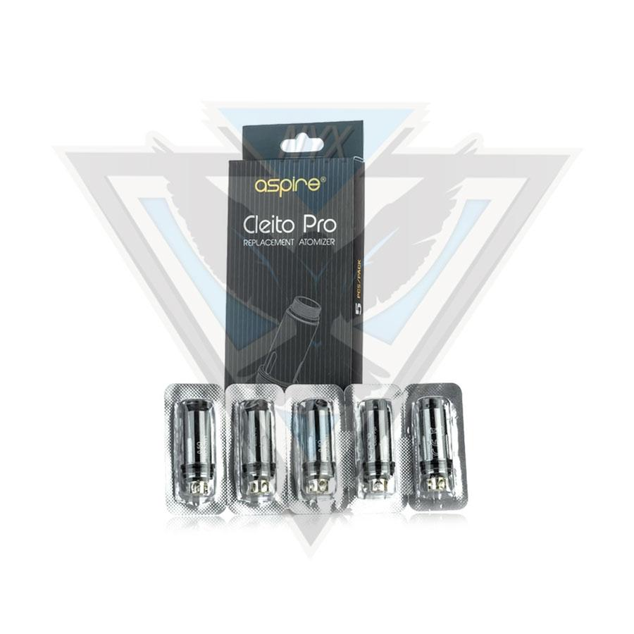 ASPIRE CLEITO PRO COILS (5 PACK)