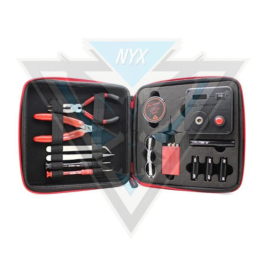 KIT COILMASTER DIY V3 - NYX ECIGS