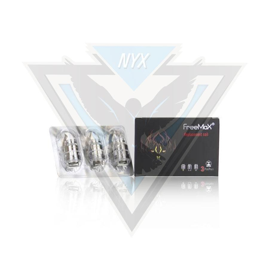 FREEMAX MESH PRO COIL (3 PACK) - NYX ECIGS