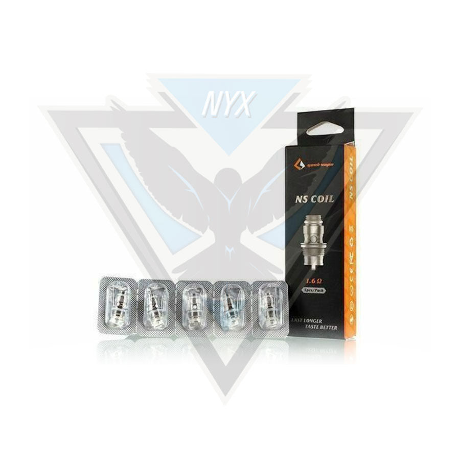 GEEKVAPE NS REPLACEMENT COIL (5 PACK) - NYX ECIGS