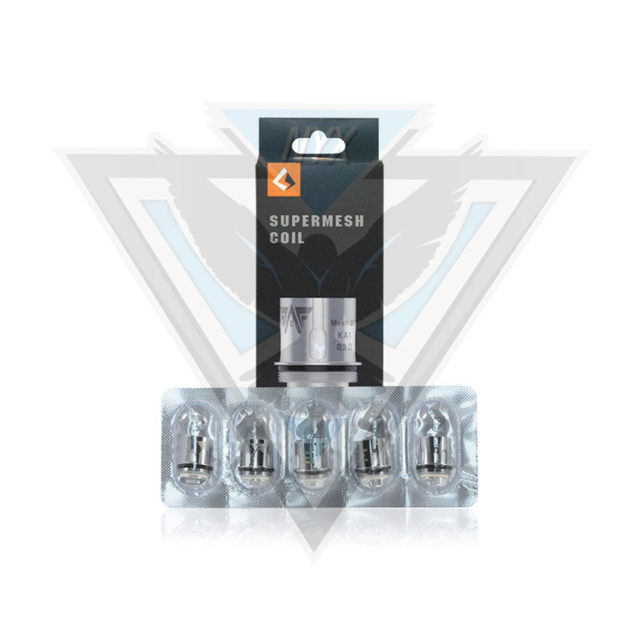 GEEKVAPE SUPER MESH REPLACEMENT COILS (5 PACK) - NYX ECIGS-VAPE