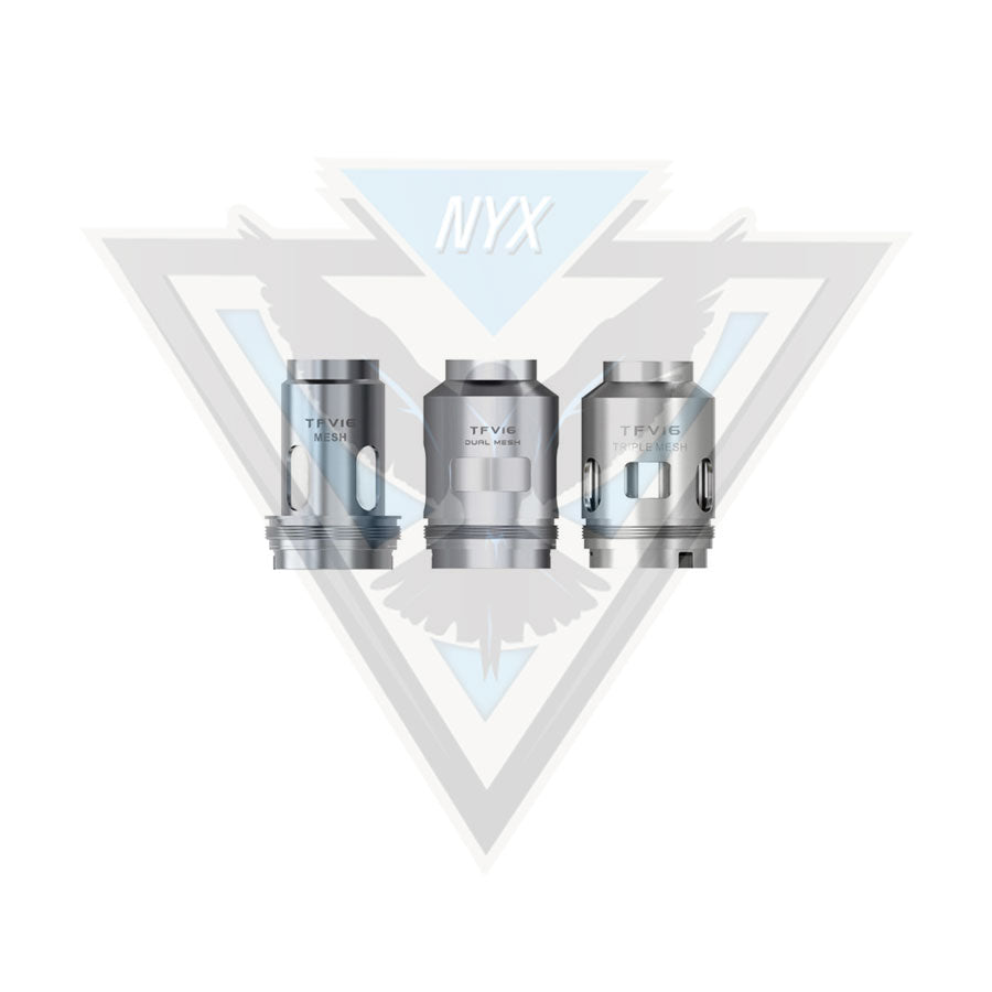 SMOK TFV16 REPLACEMENT COIL (3 PACK) - NYX ECIGS-VAPE