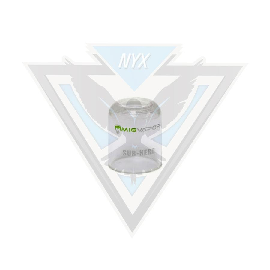 MIGVAPOR SUB-HERB REPLACEMENT GLASS - NYX ECIGS