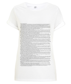 Alice in Wonderland (Classic) - Women's T-Shirt - White Chapter
