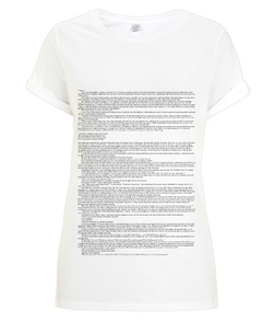 Jane Eyre (Classic) - Women's T-Shirt - White Chapter
