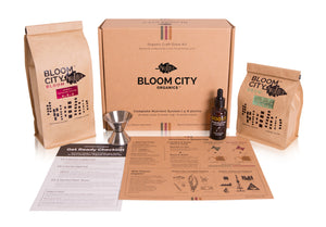 100% Organic Craft Grow Kit