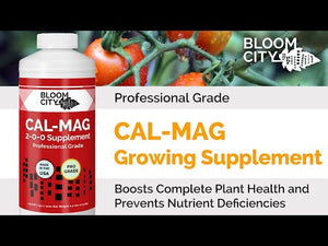 Professional Grade Ultra Pure Cal-Mag Growing Supplement