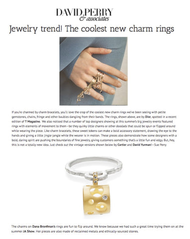 Holly Flip Ring featured on David Perry & Assoc.