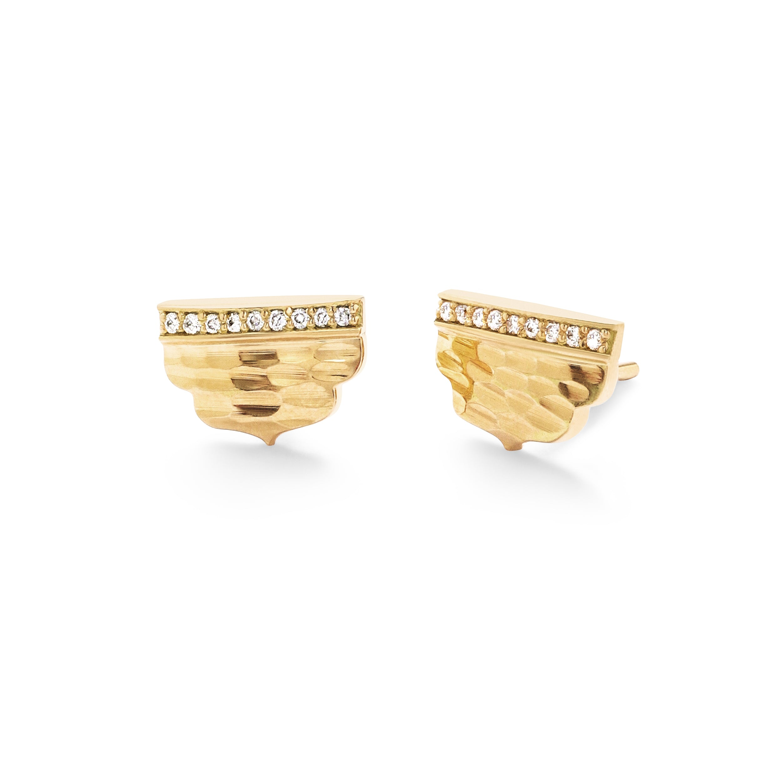 Agra Stud Earrings