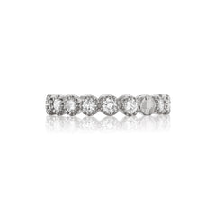 Signature Diamond Eternity Band with .10 ct diamonds