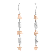 5 Pi Drop Earrings