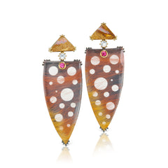 Twilight Dune Surfer Earrings