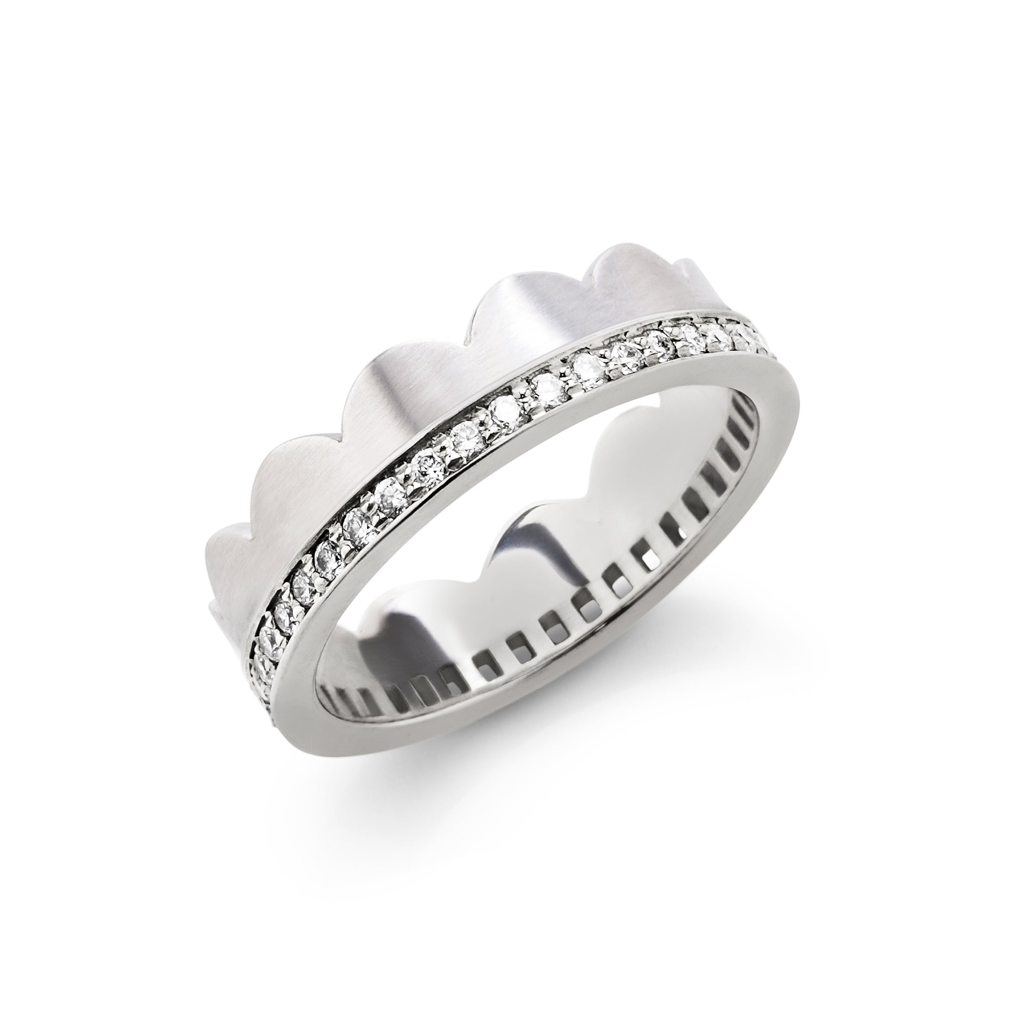 Half Moon Eternity Band