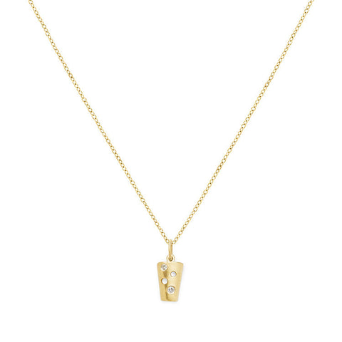 Diamond Tiny Helena Pendant