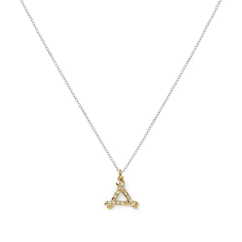 Diamond Tiny Trina Pendant