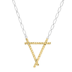 Diamond Trina Necklace