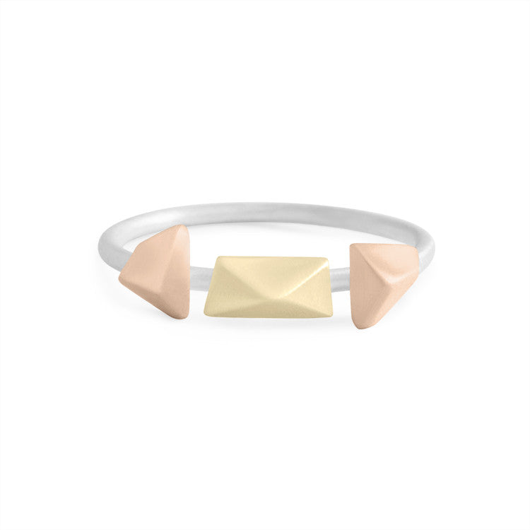 Tiny Trio Ring