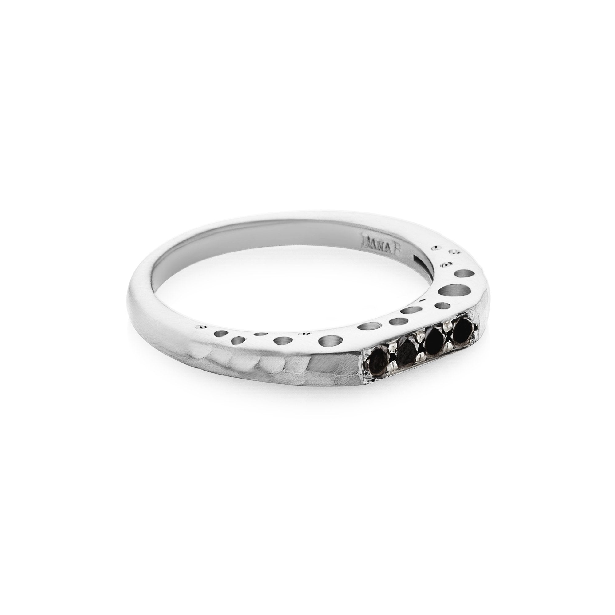 Oculus Bar Stack Ring