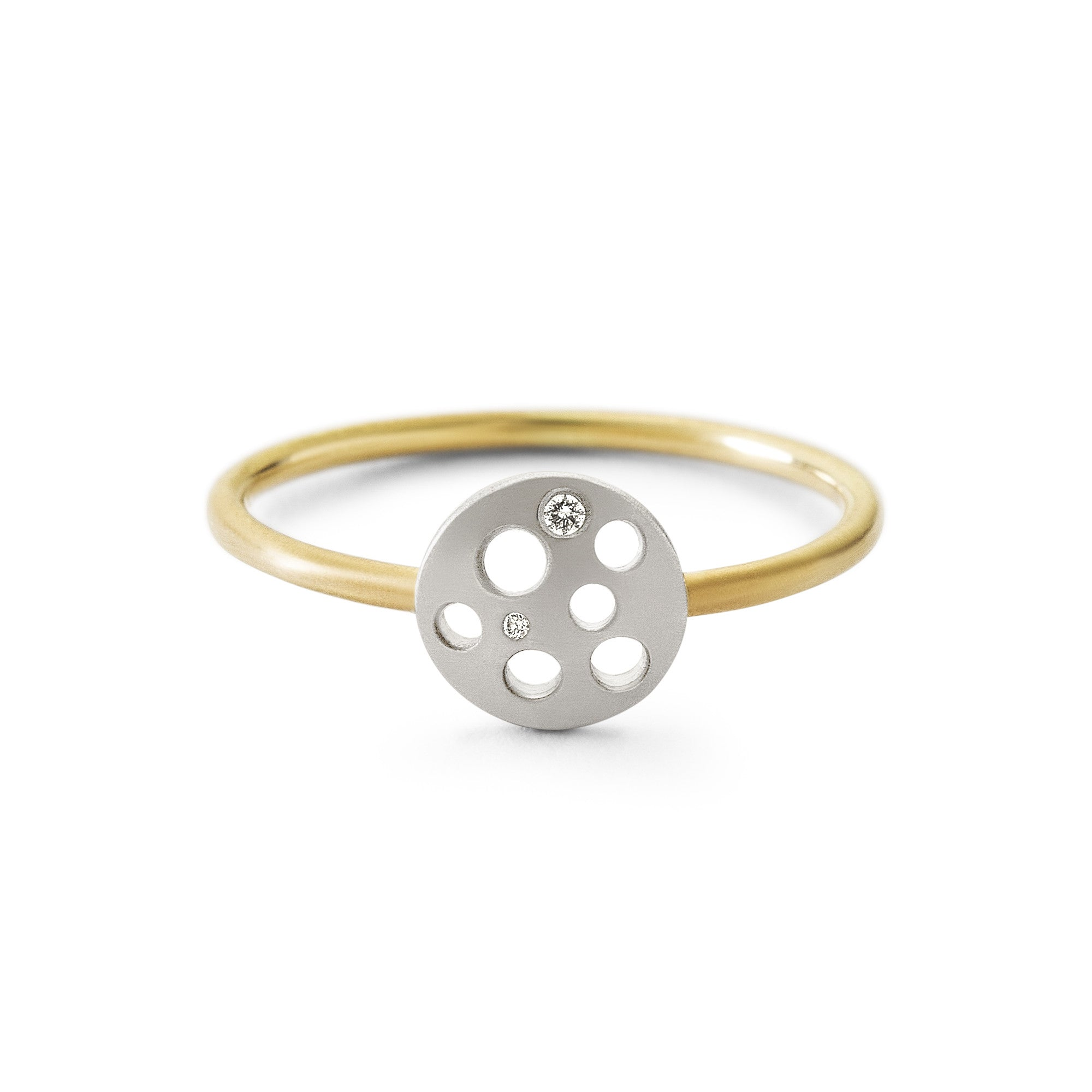 Tiny Coin Ring