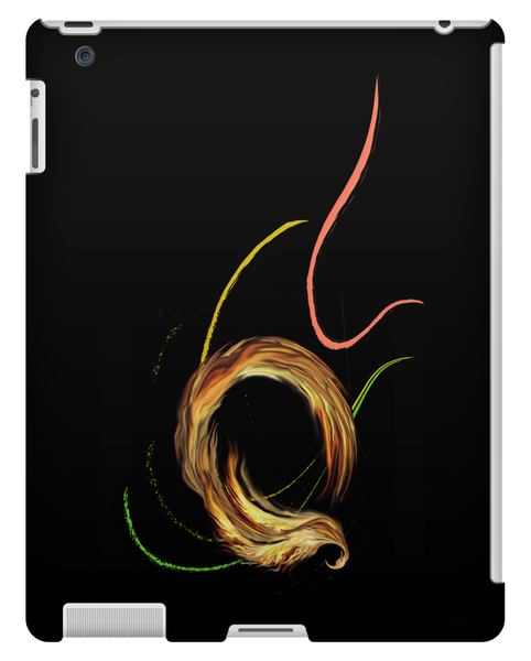 Spiral Dancer iPad 3/4 Tablet Case (F)