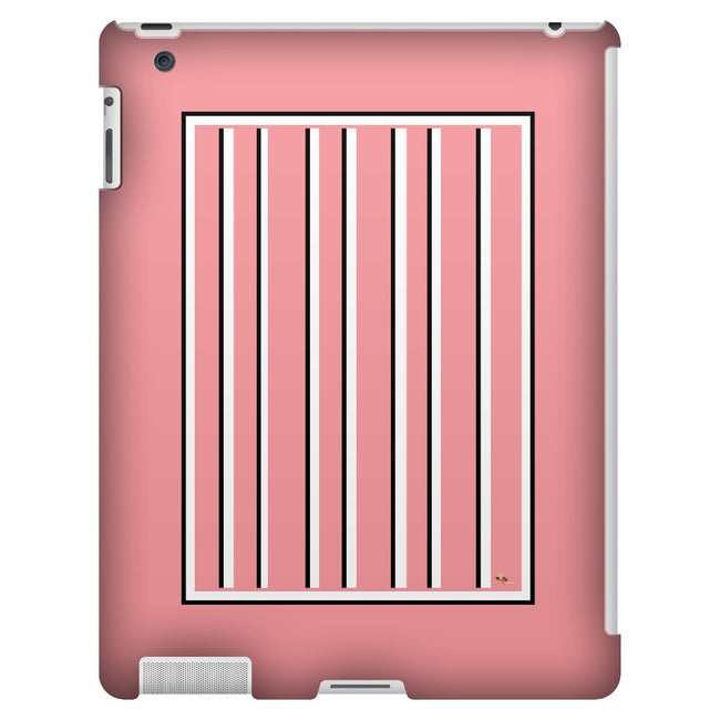 Love Stripes iPad 3/4 Tablet Case