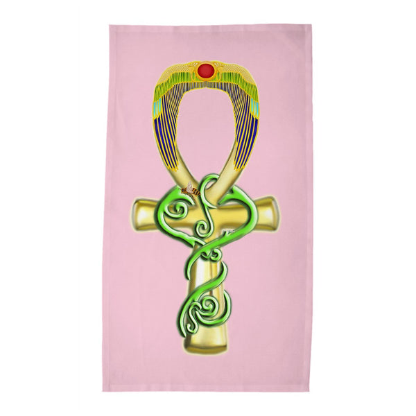 Ankh Tea Towel