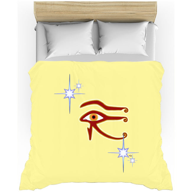 Eye of Isis/Auset Duvet Cover