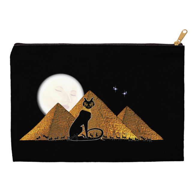 Bast Giza Accessory Pouches
