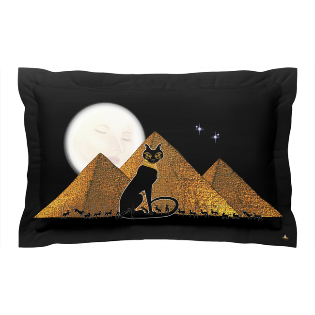 Bast Giza Pillow Sham