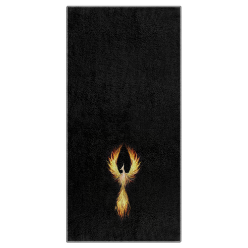 Phoenix Fyr Beach Towel (HD)