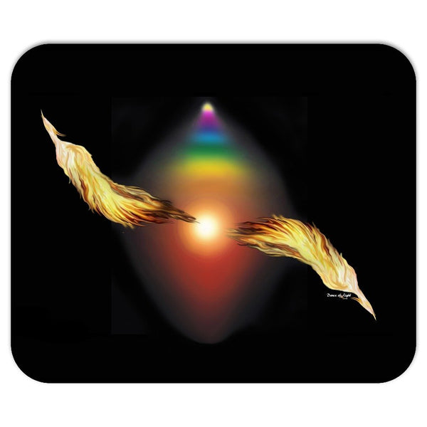 Dance of Light Mouse Pad
