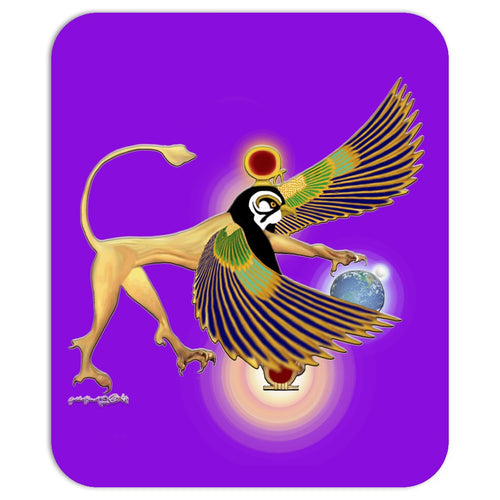Egyptian Akh Mouse Pad