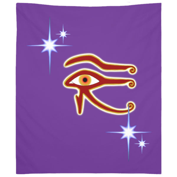 Eye of Isis/Auset Tapestry (P)