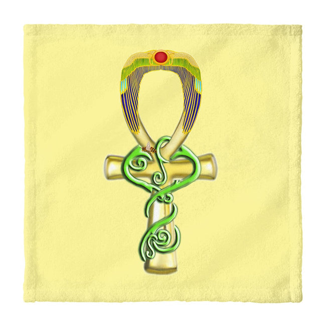 Ankh Wash Cloth