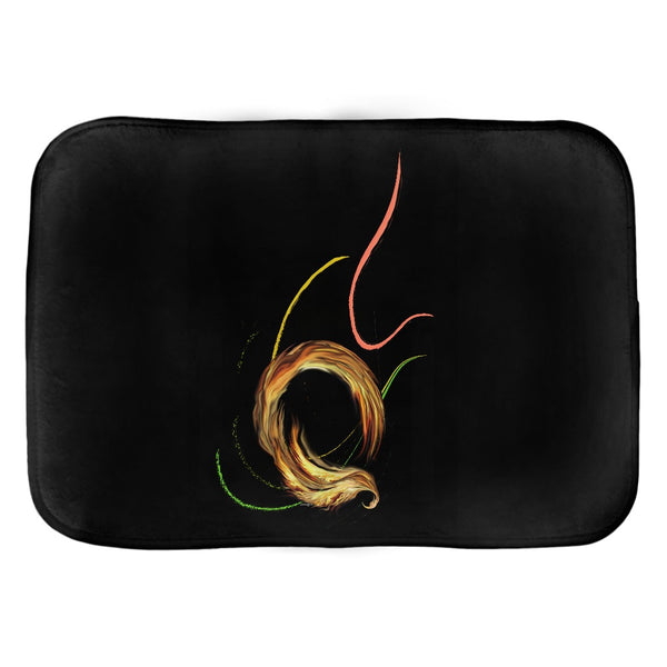 Spiral Dancer Bath Mat (F)