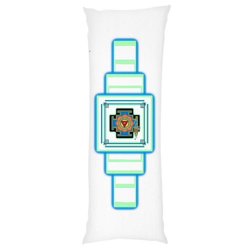 Tara's Yantra Body Pillow Case