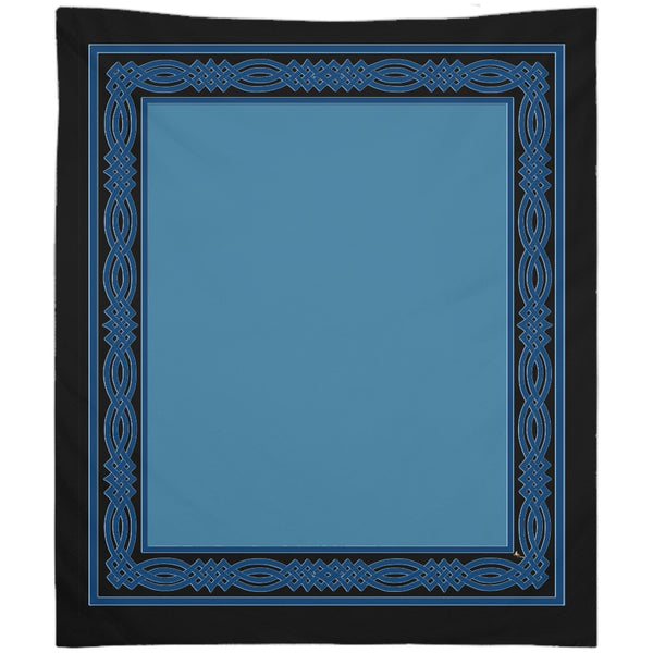 Gaelic Knotwork Frame Tapestry (P)