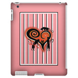 Lookin' For Love with a Border iPad 3/4 Tablet Case