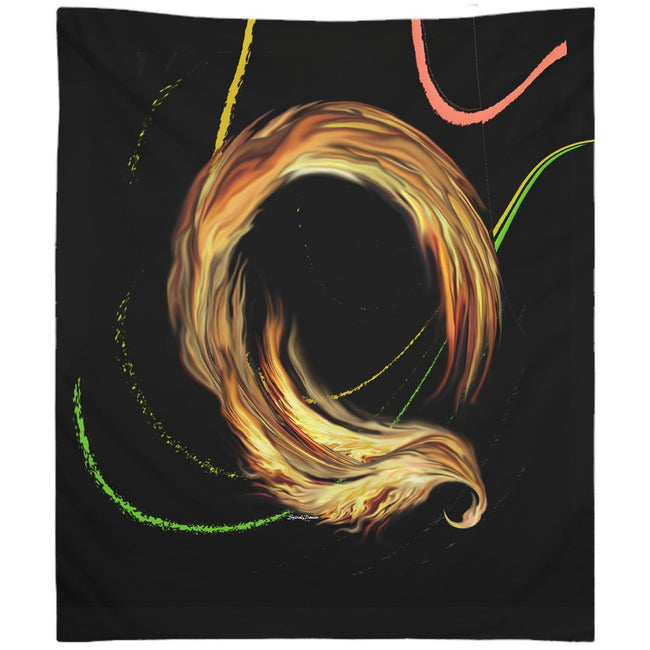 Spiral Dancer Tapestry (P)