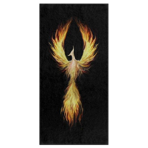 Phoenix Fyr Bath Towel