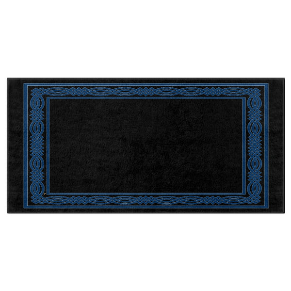 Gaelic Knotwork Frame Bath Towel